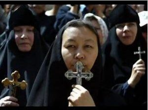Russian nuns
